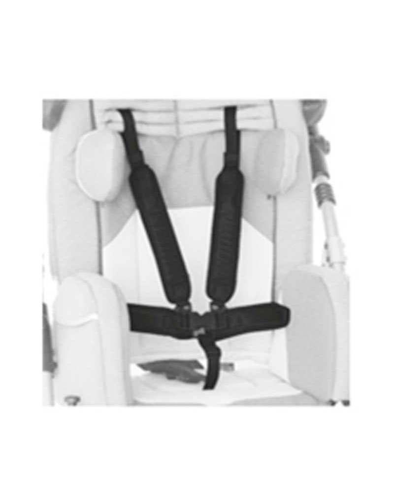 Cinturón con tirante 5 puntos AYUDAS DINÁMICAS accesorio Bug