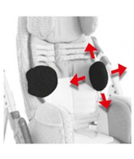Soportes laterales tarácitos (Par) AYUDAS DINÁMICAS accesorio Bug