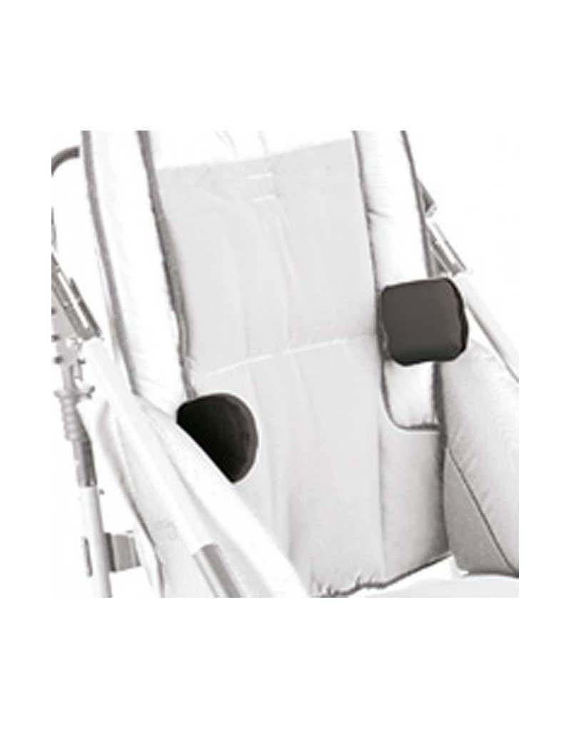 Soportes laterales de tronco (par) AYUDAS DINÁMICAS accesorio Novus