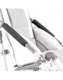 Tubos protectores bandas acolchadas de protección lateral AYUDAS DINÁMICAS accesorio Novus