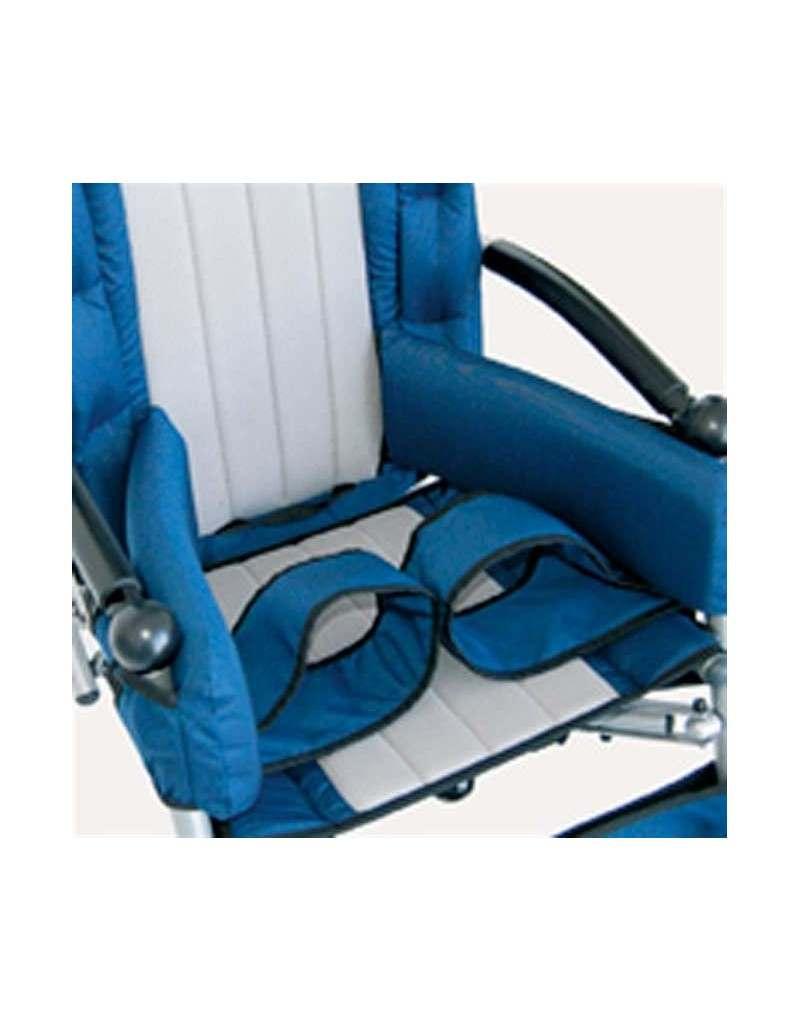 Correas inguinales AYUDAS DINÁMICAS accesorio silla Clip