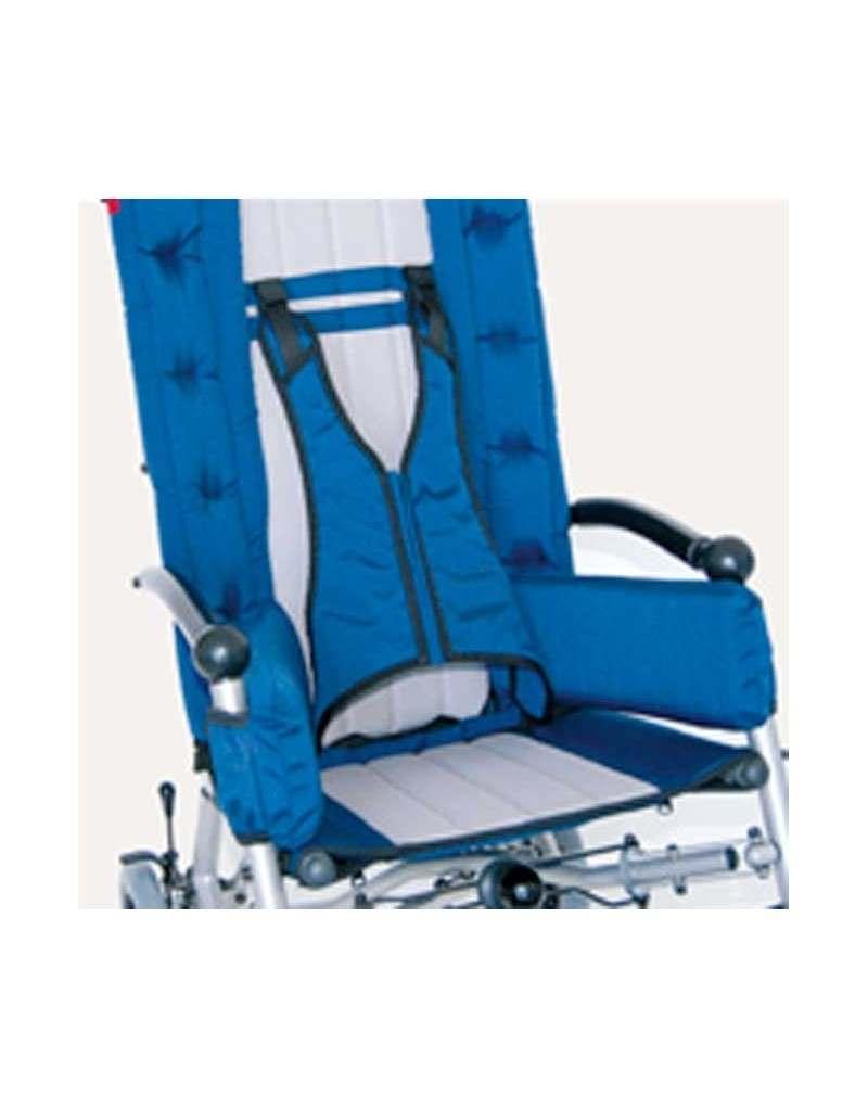 Chaleco 4 puntos AYUDAS DINÁMICAS accesorio silla Clip