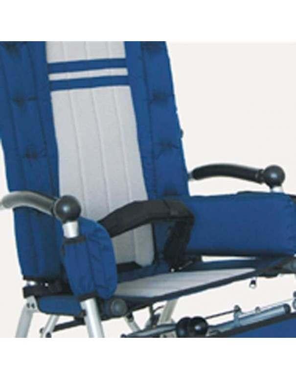 Correa pélvica de 45º AYUDAS DINÁMICAS accesorio silla Clip