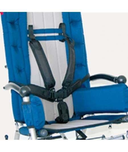 Tirante cinturón de seguridad de 5 puntos AYUDAS DINÁMICAS accesorio silla Clip