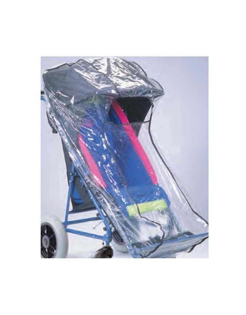 Funda de lluvia (necesita capota) AYUDAS DINÁMICAS accesorio silla Obi