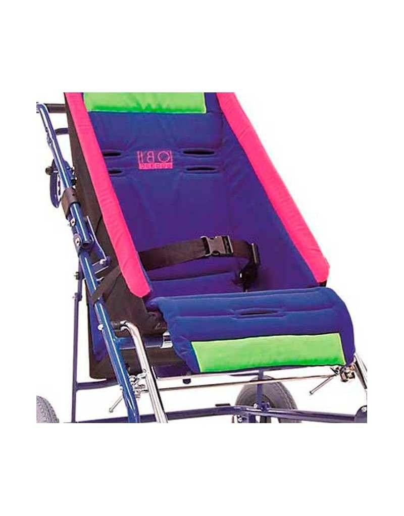 Correa abdominal cinturón pélvico AYUDAS DINÁMICAS accesorio silla Obi