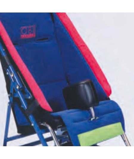 Taco abductor acolchado AYUDAS DINÁMICAS accesorio silla Obi