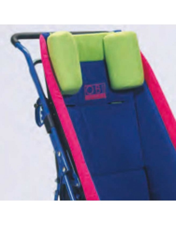 Cabezal apoyacabeza con soportes parietales AYUDAS DINÁMICAS accesorio silla Obi