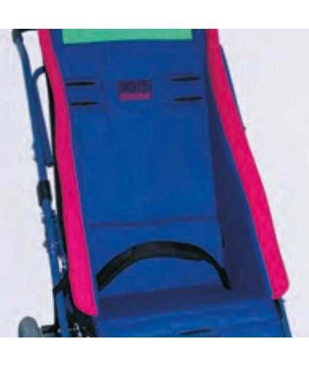 Correa cinturón pélvico 45º AYUDAS DINÁMICAS accesorio silla Obi