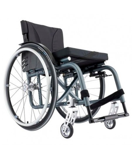 Silla de ruedas en aluminio INVACARE Küschall Ultra-Light