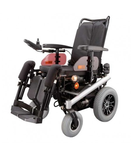 BISCHOFF Triplex silla de ruedas eléctrica