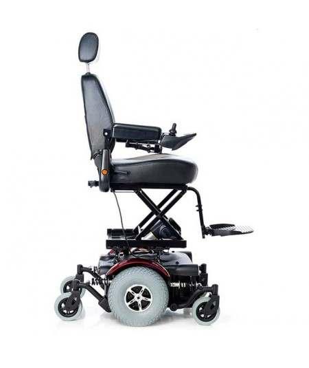 TEYDER Singapur silla de ruedas eléctrica elevando el asiento