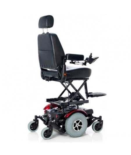 TEYDER Singapur silla de ruedas eléctrica girando sobre si misma