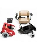 DRIVE Geo micro silla de ruedas eléctrica despiece