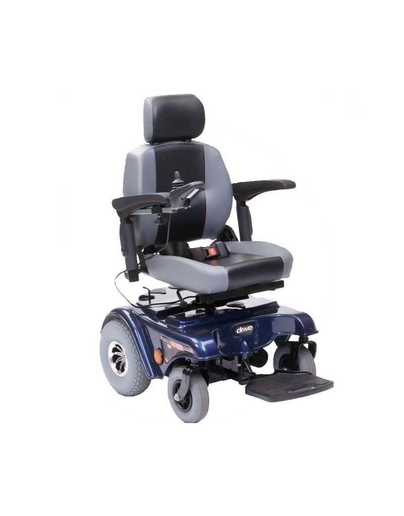 DRIVE Sunfire General (bariátrica) silla de ruedas eléctrica