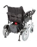 DRIVE Cirrus silla de ruedas eléctrica vista trasera