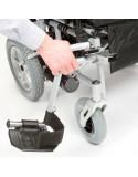 DRIVE Cirrus silla de ruedas reposapiés