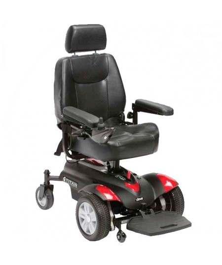 DRIVE Titan silla de ruedas eléctrica
