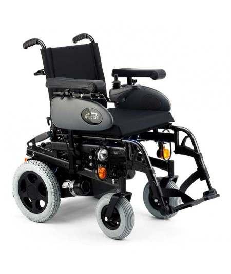 SUNRISE Salsa Rumba (estándar) silla de ruedas eléctrica negra