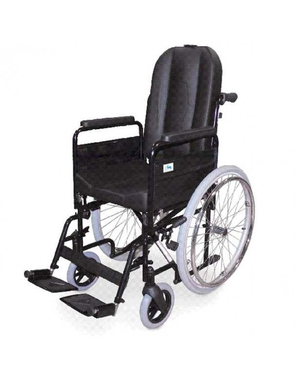 IM Confort PC-31 silla de ruedas en acero