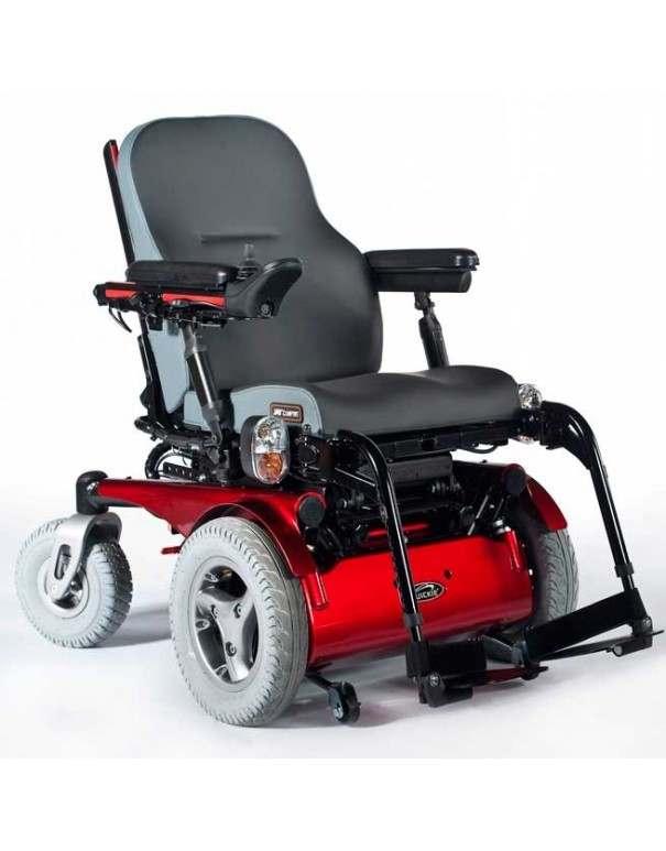SUNRISE Jive F (estándar) tracción delantera silla de ruedas eléctrica