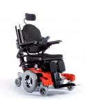 SUNRISE Jive Up (bipedestación) silla de ruedas eléctrica en rojo