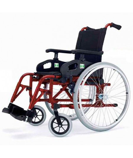 DROMOS Europe Bariatrica silla de ruedas en aluminio