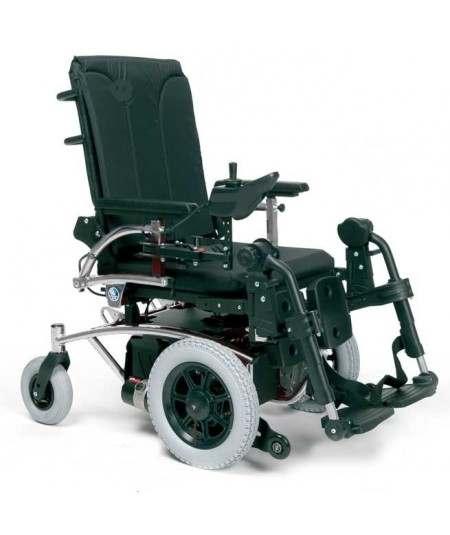 VERMEIREN Navix (tracción delantera) silla de ruedas eléctrica