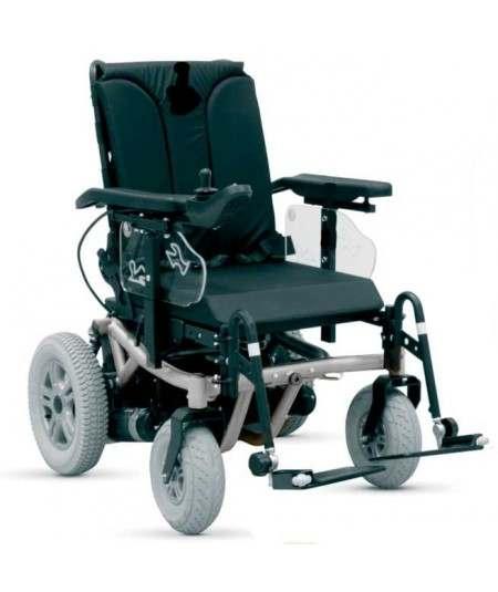 VERMEIREN Forest GT silla de ruedas eléctrica gris