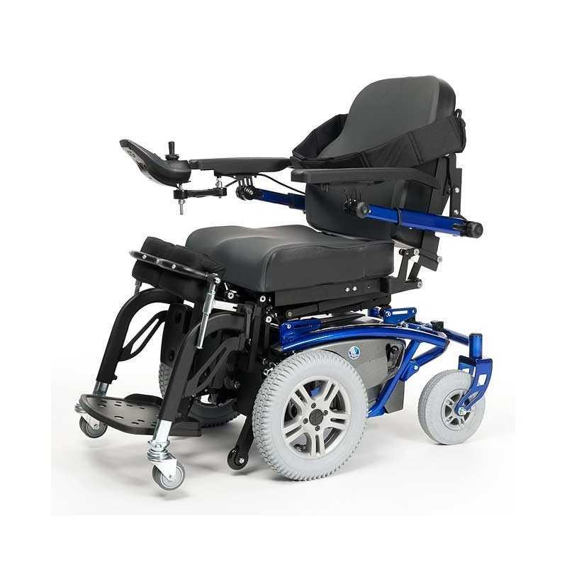 VERMEIREN Timix SU bipedestación silla de ruedas eléctrica