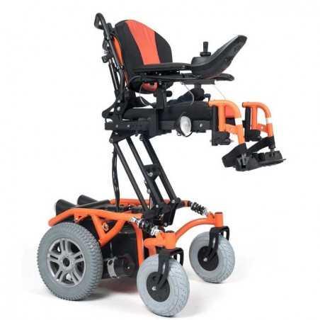 VERMEIREN Springer silla de ruedas eléctrica