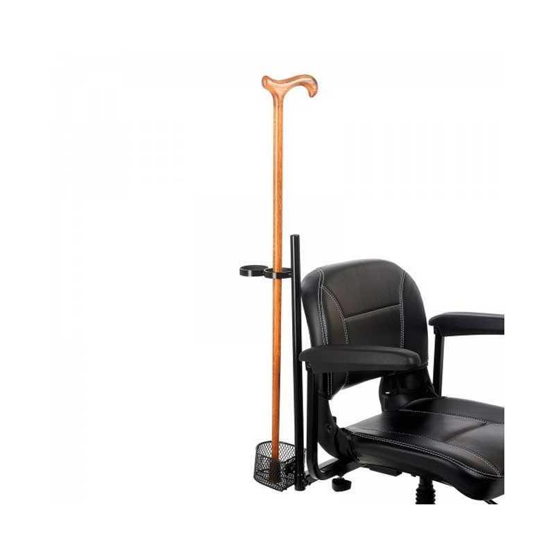 Soporte para bastones y muletas INVACARE accesorio para Scooter Colibrí