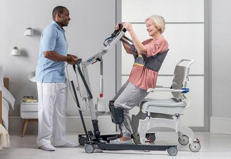 Gruas ortopedicas